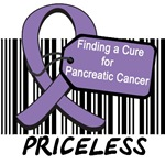 Pancreatic Cancer Cure Priceless T-Shirts & Gifts