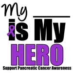 Pancreatic Cancer Hero T-Shirts & Gifts
