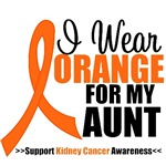 I Wear Orange (Aunt) T-Shirts & Gifts