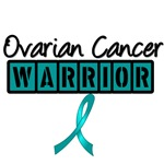 Ovarian Cancer Warrior T-Shirts & Gifts