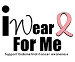 Endometrial Cancer (Me) T-Shirts