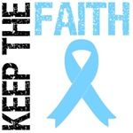 Keep The Faith Prostate Cancer T-Shirts & Gifts