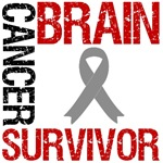 Brain Cancer Survivor T-Shirts & Gifts