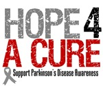 Parkinson's Disease HOPE 4 A CURE Shirts & Gifts