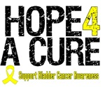 Bladder Cancer Hope 4 A Cure Shirts & Gifts