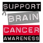 Support Brain Cancer Awareness Shirts & Gifts