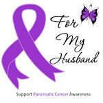 For My Husband Pancreatic Cancer T-Shirts & Gifts
