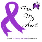 For My Aunt Pancreatic Cancer T-Shirts & Gifts