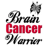 Brain Cancer Warrior Shirts & Gifts