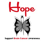 Brain Cancer HopeButterfly