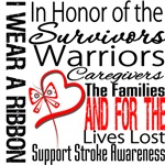 Stroke Ribbon Tribute