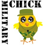 Military Chick