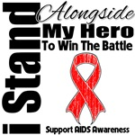 AIDS I Stand Alongside My Hero