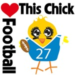 This Chick Loves Football