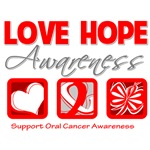 Oral Cancer Love Hope