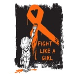 Multiple Sclerosis Fight Girl