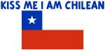 KISS ME I AM CHILEAN