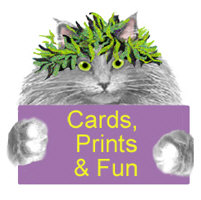 CARDS, POSTCARDS, PRINTS and MORE