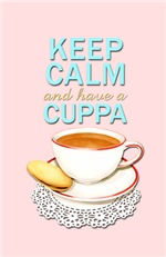 EVERYTHING Keep Calm and have a Cuppa!