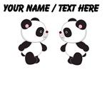 Custom Baby Pandas