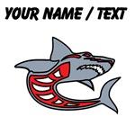 Custom Mean Shark