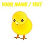 Custom Yellow Chick