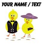 Custom Sunday Chickens