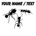 Custom Ants
