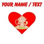 Custom Monkey Heart