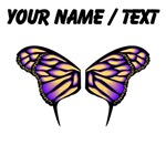 Custom Butterfly Wings