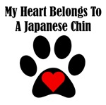 My Heart Belongs To A Japanese Chin