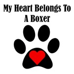 My Heart Belongs To A Boxer