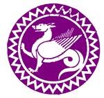 Purple Dragon Circle Icon