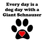 Giant Schnauzer Dog Day