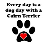 Cairn Terrier Dog Day