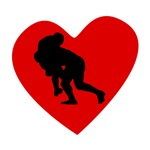 Rugby Tackle Heart