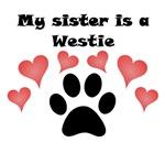 My Sister Is A Westie