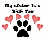 My Sister Is A Shih Tzu