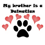My Brother Is A Dalmatian