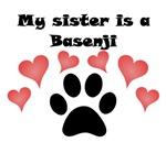 My Sister Is A Basenji