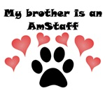 My Brother Is An AmStaff