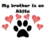 My Brother Is An Akita