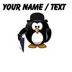 Custom Fancy Penguin