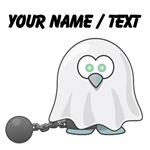 Custom Ghost Penguin