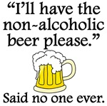 Said No One Ever: Non-Alcoholic Beer