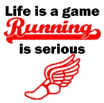 Running Is Serious