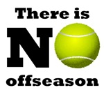 No Tennis Offseason