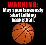 Spontaneous Basketball Talk