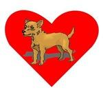 Chihuahua Heart
