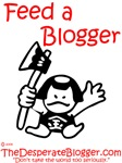 Feed a Blogger